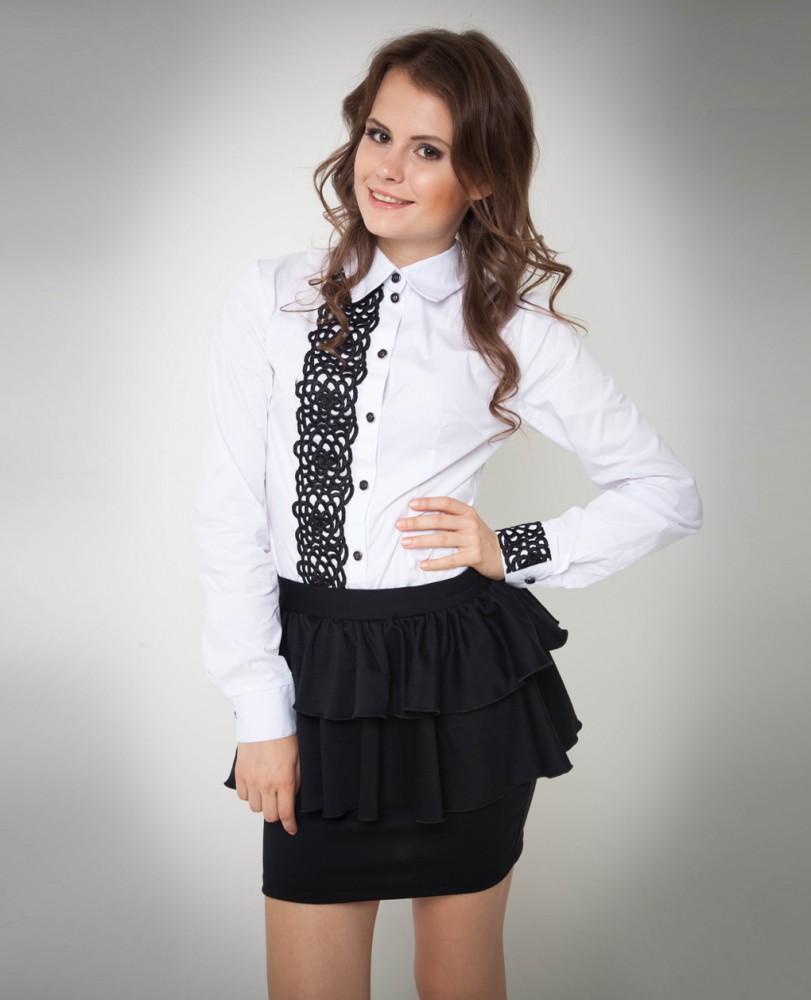 Блузка Для Длинной Юбки В Волгограде