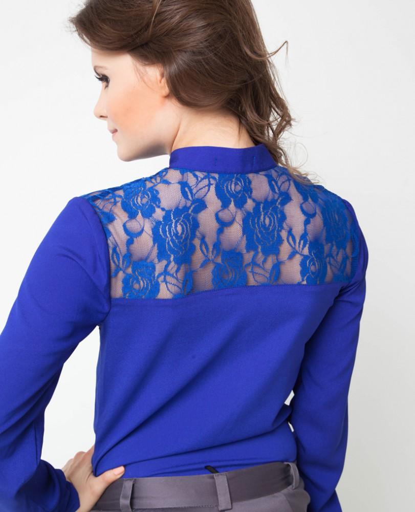 Купить Синюю Блузку В Санкт Петербурге